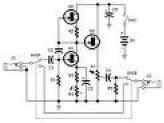 Всем привет.  Если несложно, может кто-нибудь пояснить работу транзисторов в схеме фуза.  Я так понял что входной...